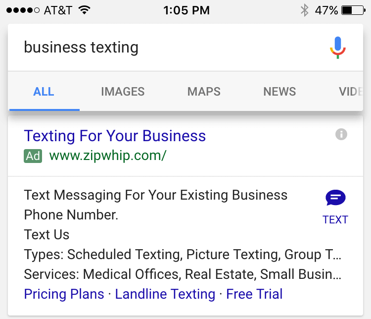 google-adwords-click-to-text-ad-466x400.png