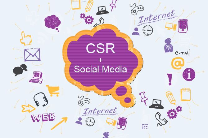 The Role of Social Media in Promoting CSR Campaigns