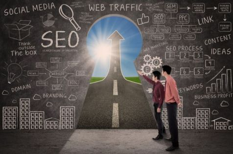 Make yourself E-Visible through SEO