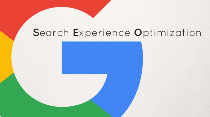 SEO: Search Experience Optimization